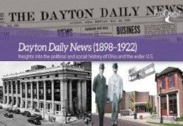 Dayton daily news 1898-1922